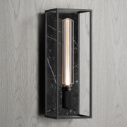 CAGED WALL 1.0 / L / SATIN BLACK MARBLE EU-CGW-L-SBM-A